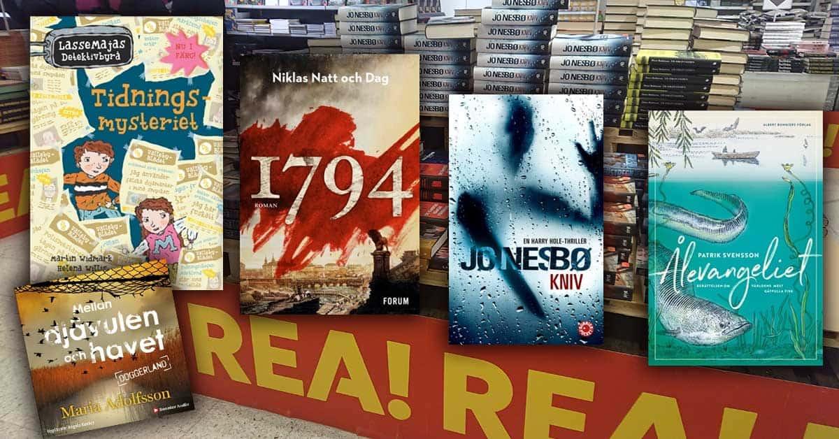 böcker i sverige