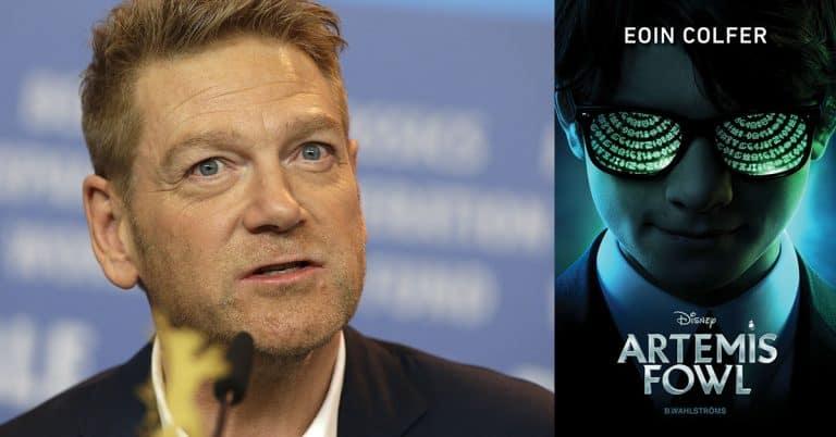 Filmatisering av Artemis Fowl-böckerna får premiär på nya tjänsten Disney Plus