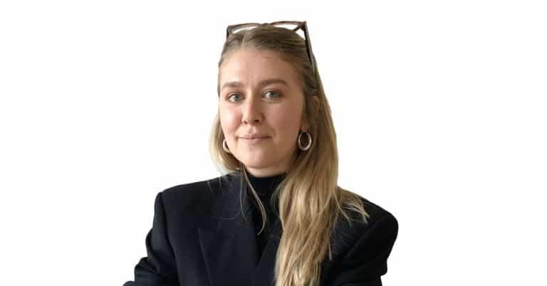 3 frågor till LB Förlags nya förlagskoordinator Emma Andersson
