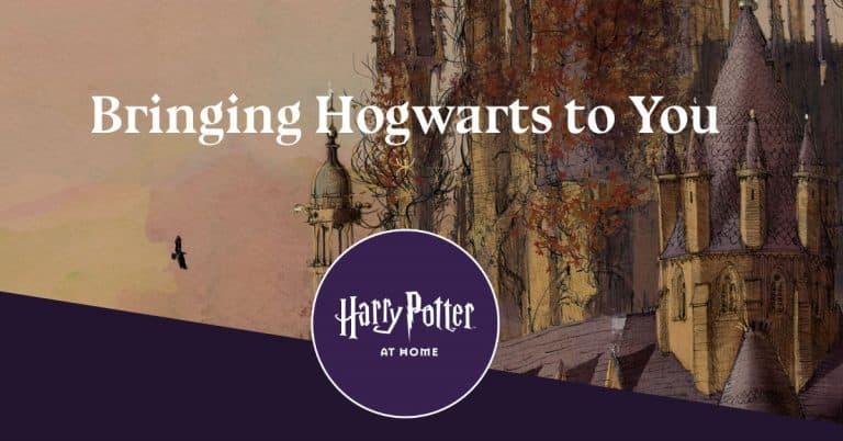 Första Harry Potter släpps som gratis ljudbok på sex språk – men inte svenska