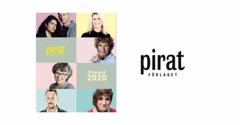 Piratförlaget söker skönlitterär förläggare