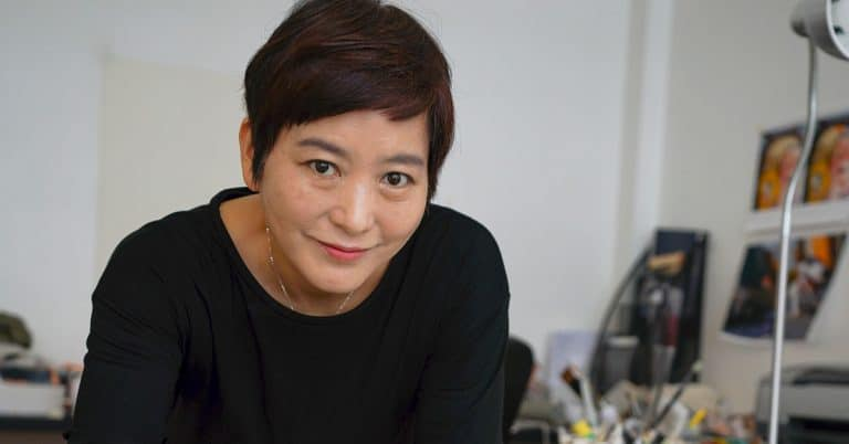 Almapristagaren Baek Heena: Jag har aldrig haft sån tur