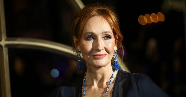Författaren J.K. Rowling frisk efter misstänkt coronavirus Covid-19