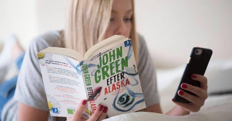 Ny rapport: Allt färre unga läser böcker
