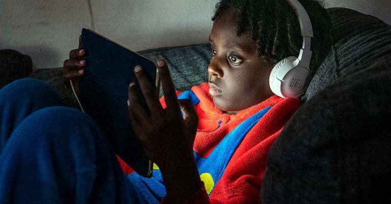 Intresset för digitala barnböcker ökar – går om deckare på Nextory