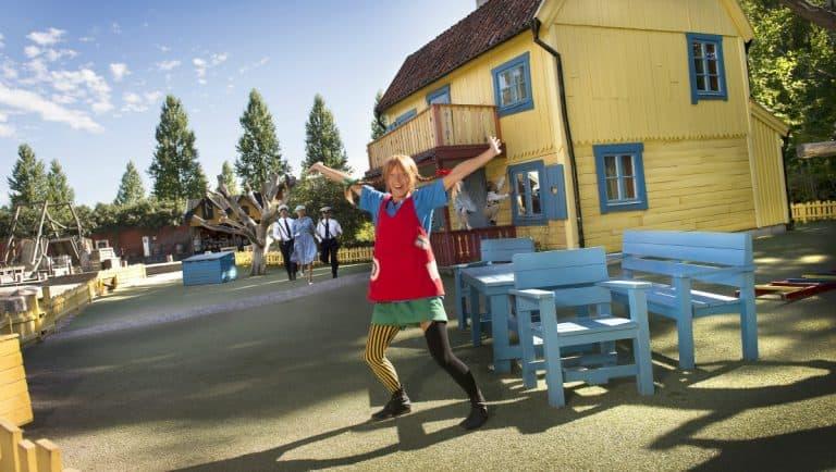 Astrid Lindgrens Värld och Astrid Lindgrens Näs skjuter upp säsongsöppningen