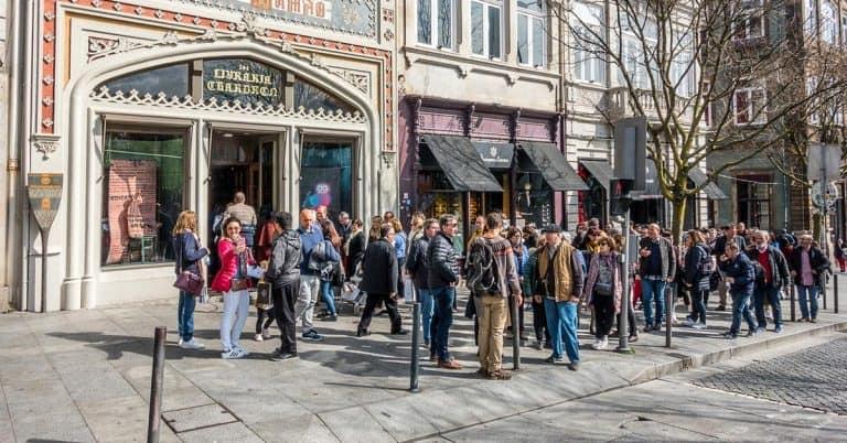 """JK Rowling avlivar myten om Livraria Lello: """"Jag har aldrig besökt den här bokhandeln i Porto"""""""