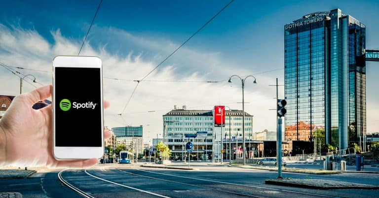 Både Storytel och Spotify medverkar på Bokmässan 2020
