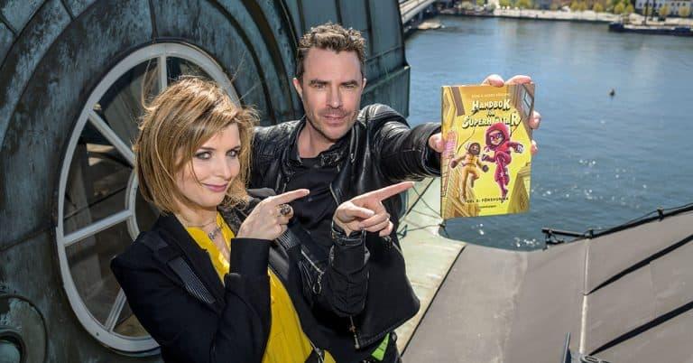 Bästsäljande Handbok för superhjältar flyger vidare efter 600 000 sålda exemplar
