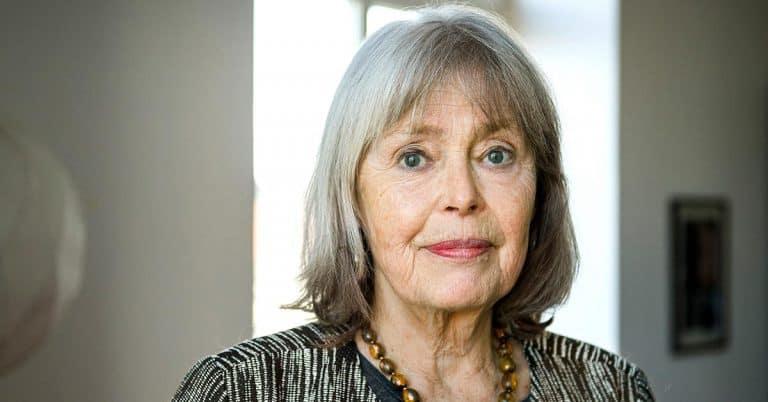 Författaren Agneta Pleijel vårdades i respirator för tbe