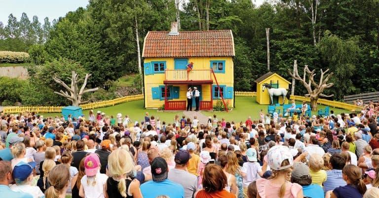Astrid Lindgrens Värld i Vimmerby har bestämt sig – öppnar 17 juni