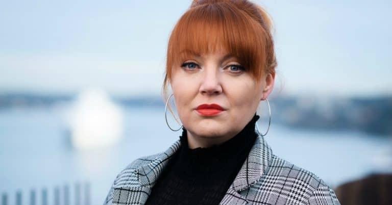Lina Areklew debuterar med kriminalroman