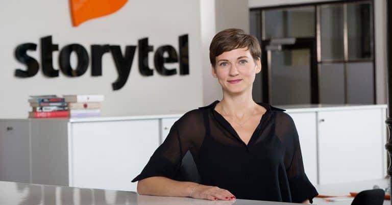 Lotten Skeppstedt blir ny landschef för Storytel i Spanien – flyttar till Barcelona
