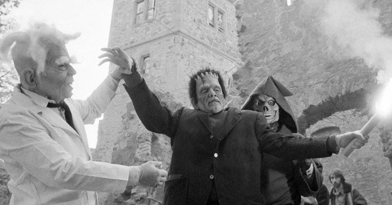 Museum tillägnat Frankensteins monster planeras i Bath