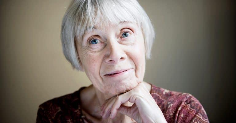 Birgitta Holm får årets Mårbackapris
