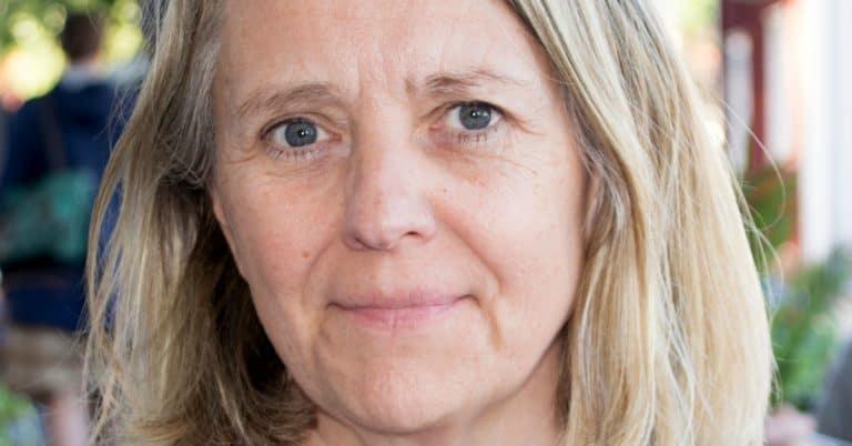 Gunilla Cullemark berättar med hopp och humor om att ta sig ur en livskris
