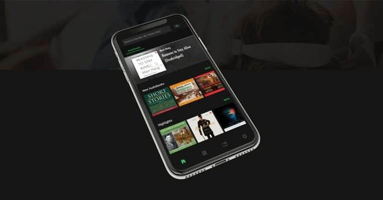 Storytels nya konkurrenter: Deezer och Spotify – hört talas om Spooks?