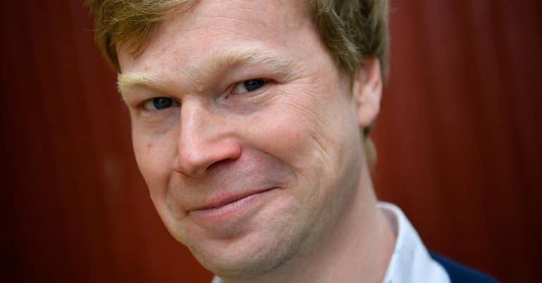 Johan Glans: Glytt är ett dialektord jag inte kan vara utan