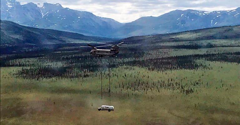 """Into the wild""-bussen ställs ut på museum"