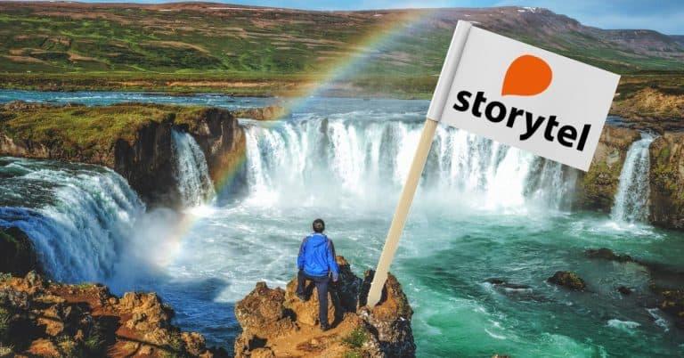 Storytel köper majoritet i Islands största förlag Forlagið – affären kräver godkännande