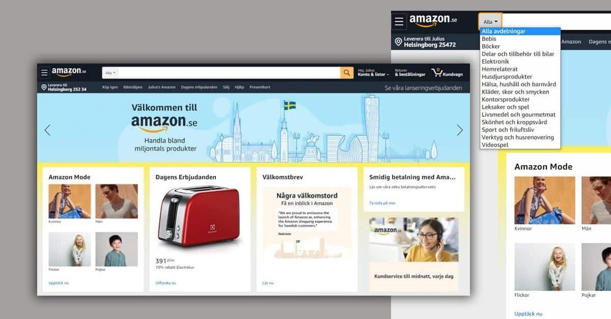 Avslojandet Amazon Se Ar Nastan Klar For Lansering Boktugg Se