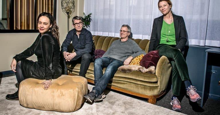 Ny film baserad på böckerna om Eva och Adam spelas in i Göteborg