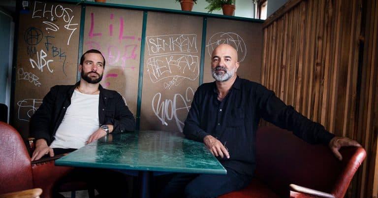 Aleksander Motturi och Andrzej Tichý utmanar författarjaget i ny roman
