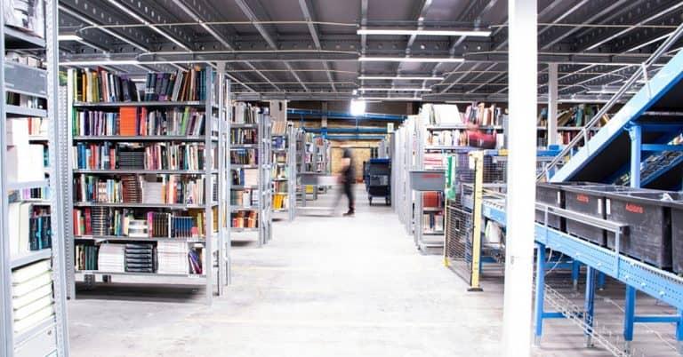 Nätbokhandelns glädjesiffror – en chock för fysiska bokhandel?
