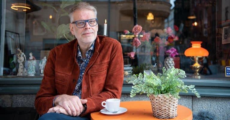 """Ny gränsthriller för """"Bron""""-författaren Hans Rosenfeldt – men nu i norr"""