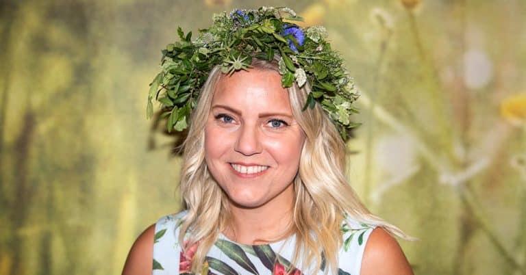 Författaren och journalisten Carina Bergfeldt får egen talkshow i SVT