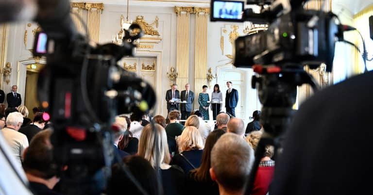 Tillkännagivandet av Nobelpriset coronasäkras