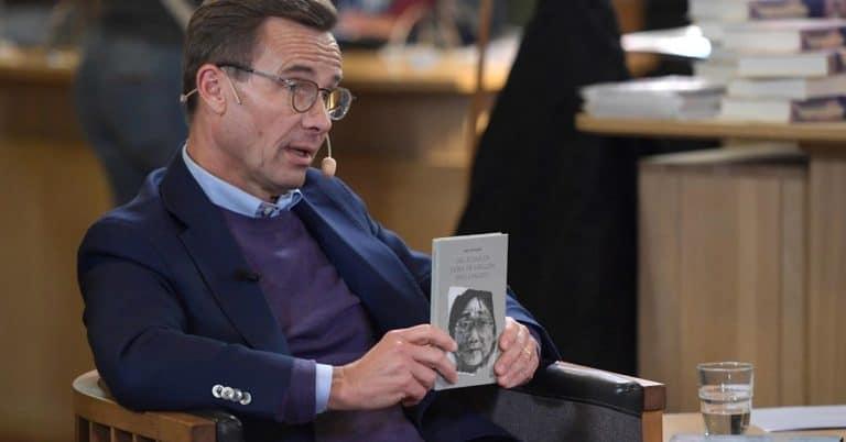 Partiledarna avslöjade vad de helst läser – i samtal på Bokmässan 2020