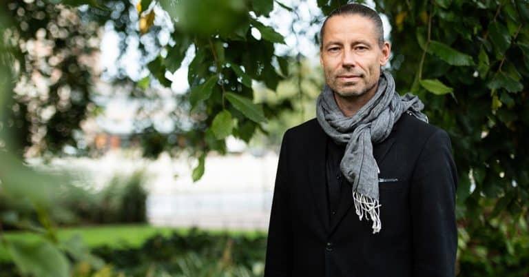 Peter Fröberg Idling skriver skräckbok om Gotland – Nidamörkur