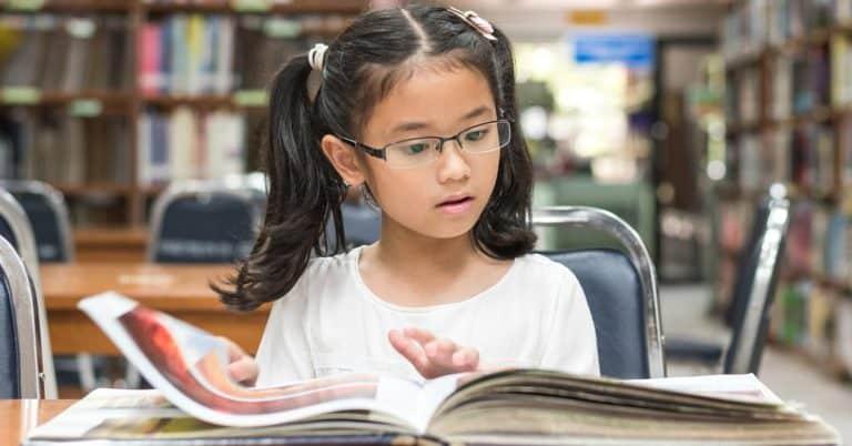 Barns läsning: Den viktigaste meningen i larmrapport-rapporten