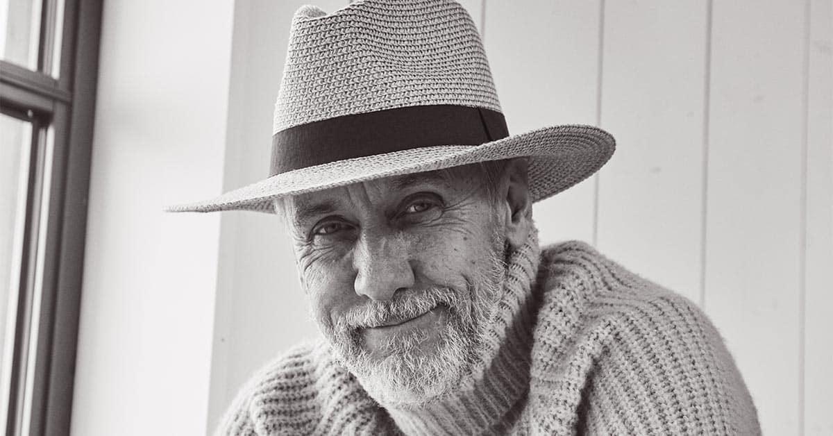 Författaren Håkan Nesser får Årets Hederspris vid Crimetime Awards 2020