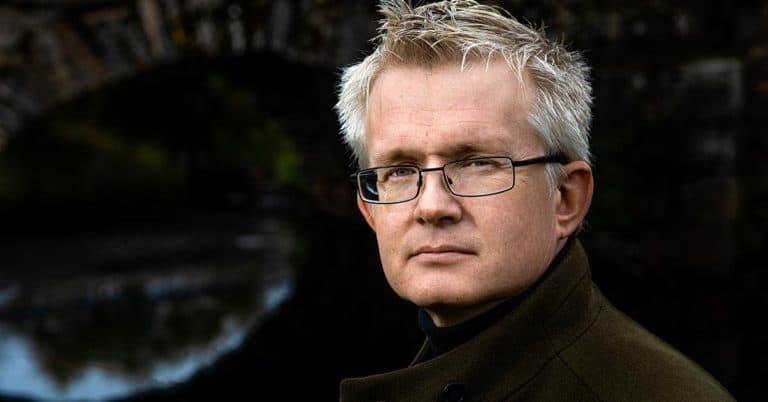 Ingen filmatisering av Stjärnklart-serien för Lars Wilderäng denna gång