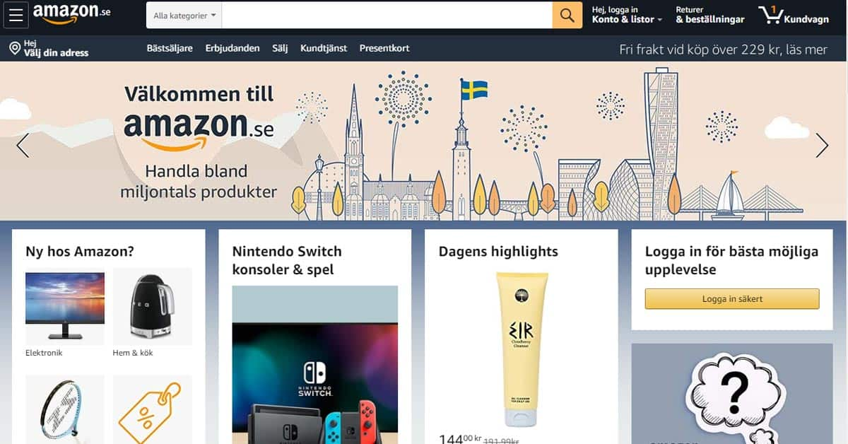 Amazon.se