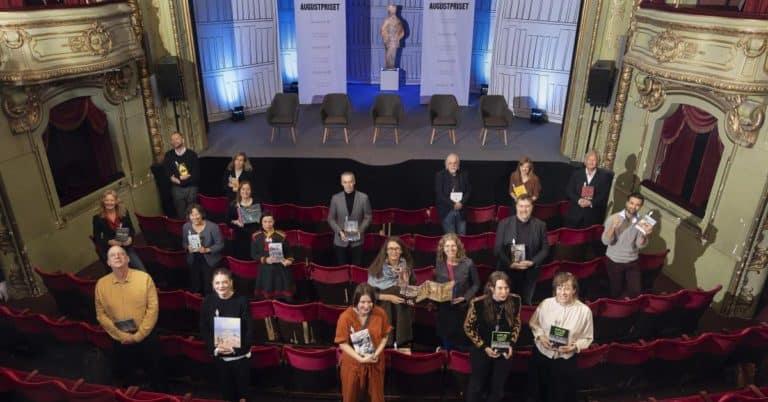 Augustpriset 2020 – här är alla nominerade böcker och författare