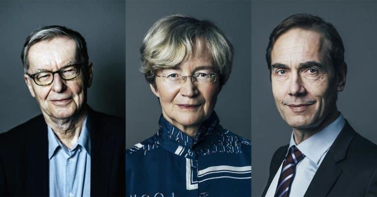 Endast Akademiens ledamöter i Nobelkommittén – men anlitar extern expertis