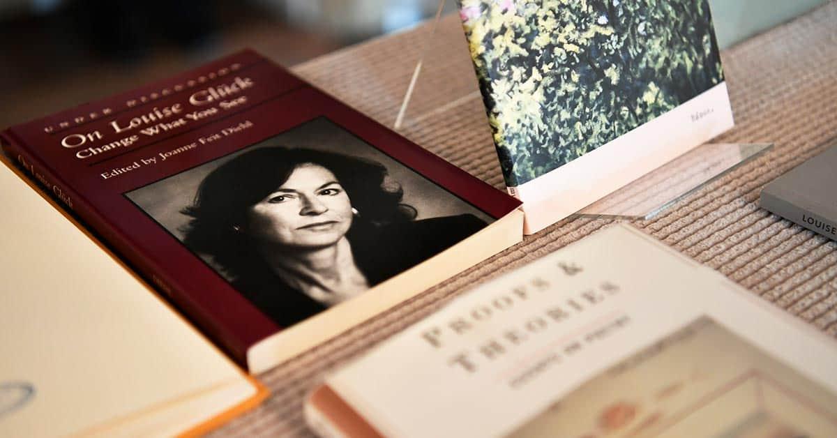 Nobelpriset 2020 till Louise Glück.