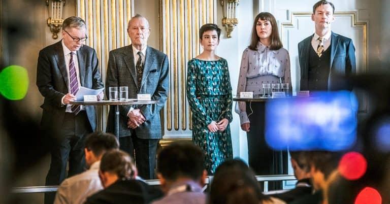 Horace Engdahl kan göra comeback i Nobelkommittén