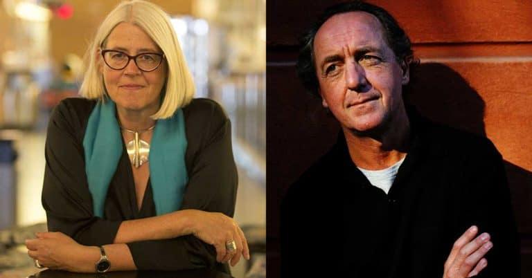 Ulrika Knutson, Ernst Brunner och Dick Claésson får priser av Samfundet De Nio
