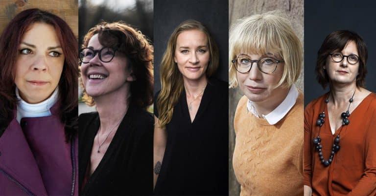 Årets bästa kriminalroman 2020 – här är de nominerade författarna