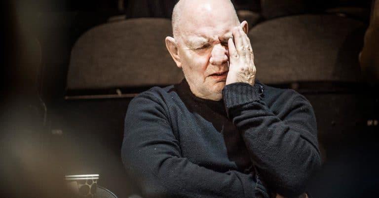 Fel kvinna pekades ut som dement – Lars Noréns bok dras tillbaka