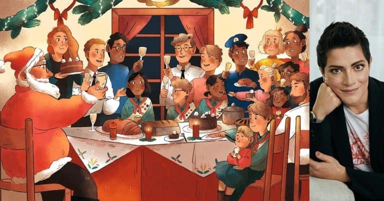 Tomtarna på femte våningen av Francesca Cavallo – en av årets nya julböcker för barn