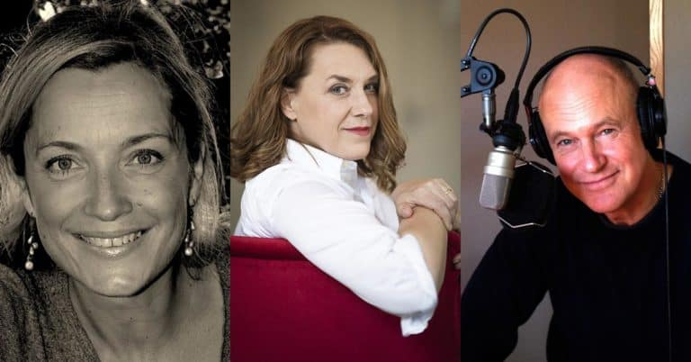 De mest lyssnade ljudböckerna och inläsarna på Storytel under 2020