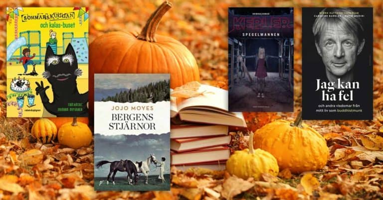 topplista böcker oktober 2020