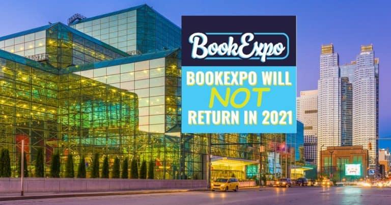 BookExpo och BookCon i USA läggs ner – hoppas återuppstå i ny form