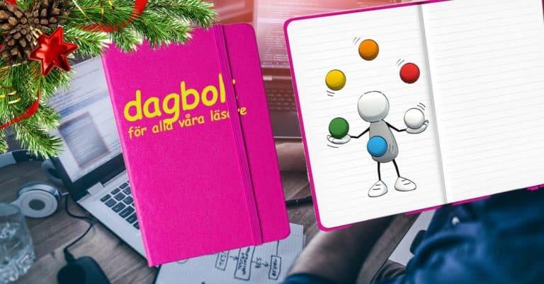 Dagbok för alla våra läsare (Julkalender 2020) – dag 4