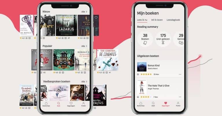 Nextory lanserar sin app i Nederländerna med 200 000 titlar